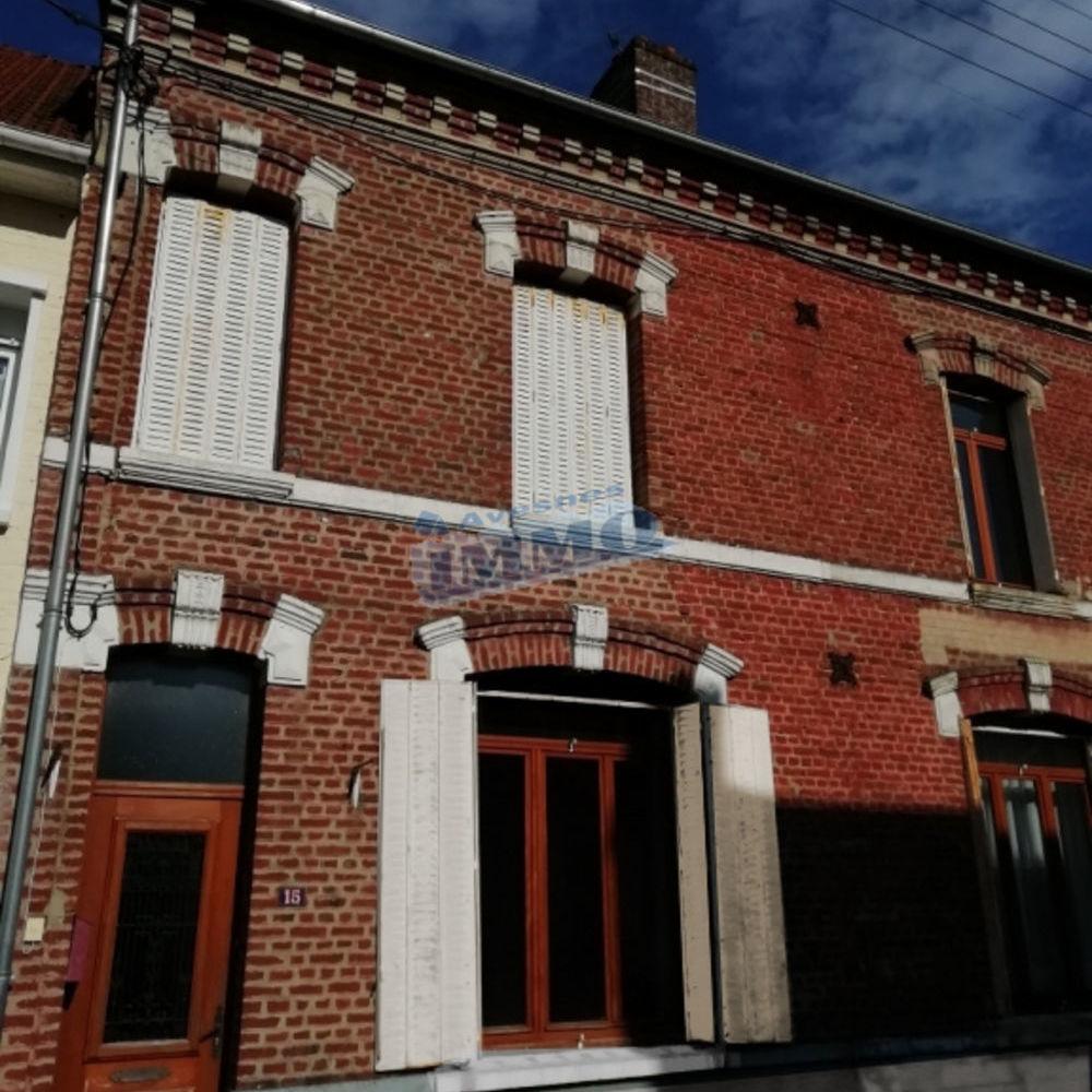 Vente Maison Maison proche centre  ville de Frévent  à Frevent