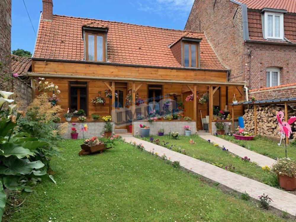 Vente Maison Maison de ville à Frévent  à Frevent