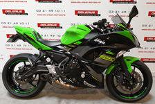 Moto KAWASAKI 2018 occasion Billy-Montigny 62420