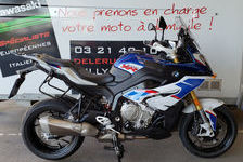 Moto BMW 2018 occasion Billy-Montigny 62420
