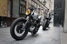 Moto YAMAHA 8490 Paris 2