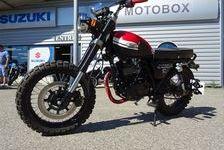 Moto MASH 2500 47200 Marmande