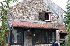 Maison à finir de rénover avec potentiel et jardin clos arboré. 107500 La Ferté-sous-Jouarre (77260)