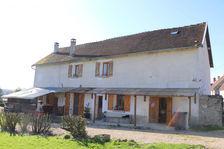 Grange rénovée avec garage, petite dépendance habitable et terrain ouvert sur la vallée 210750 Hondevilliers (77510)