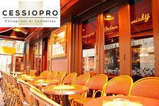 Brasserie Licence IV en zone piétonne Nice carré d'or 1166000
