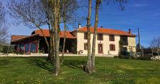 Ferme sur 7ha33 magnifiquement rénovée, 2 habitations, une grange, avec puit et mare 378000 Boulogne-sur-Gesse (31350)