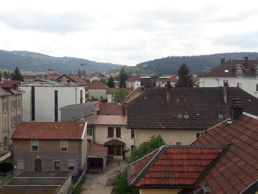 Vente Appartement Appartement traversant  84 m2 3 chambres balcon Pontarlier  à Pontarlier