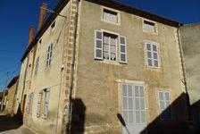Maison de village avec terrain constructible 85000 Cluny (71250)