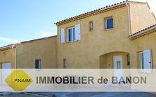 Maison 5 chambres avec jardin en bordure de village 269000 Revest-du-Bion (04150)
