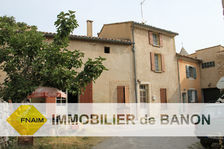 Maison de village comprenant plusieurs logements 346500 Banon (04150)