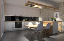 Appartement 5 pièces de 96m2 - terrasse de 15.14 m2 506000 Lyon 8
