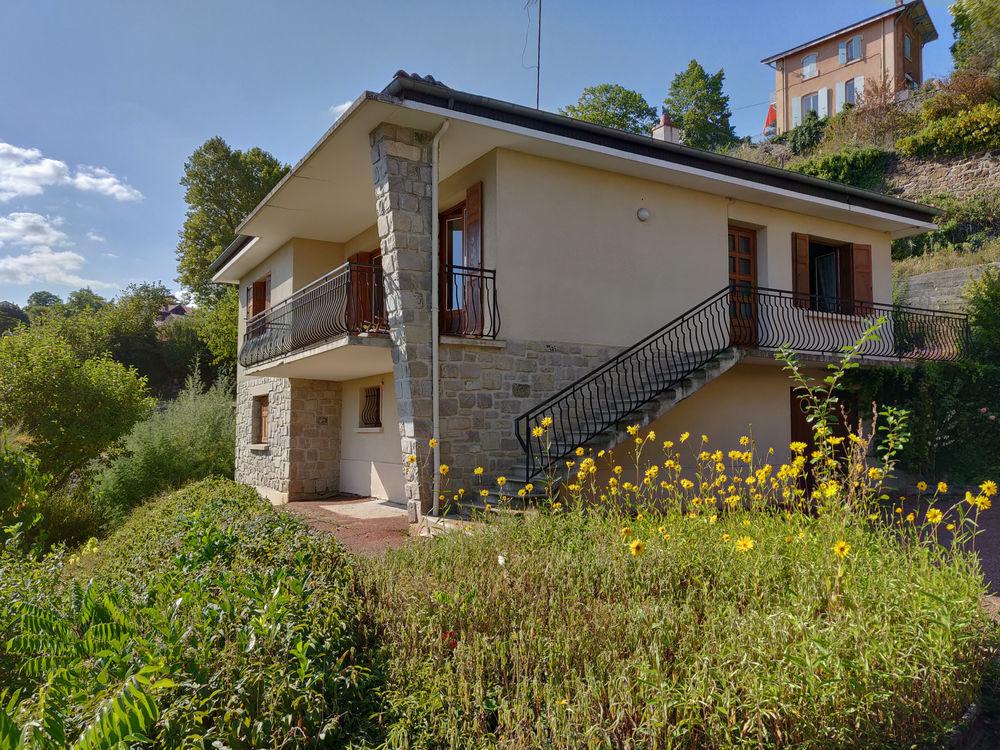 Vente Maison Maison Traditionnelle de 94m2 sur sous-sol avec un terrain de 1400m2  à Annonay