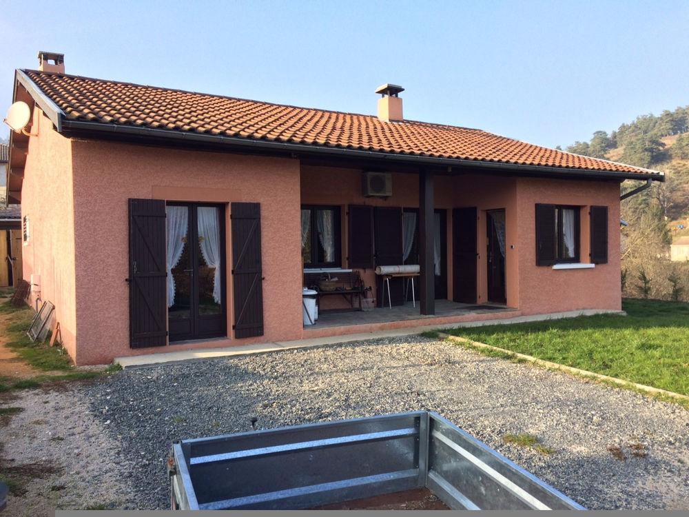 Vente Maison Maison-5 pièces- 85m2  à Villevocance