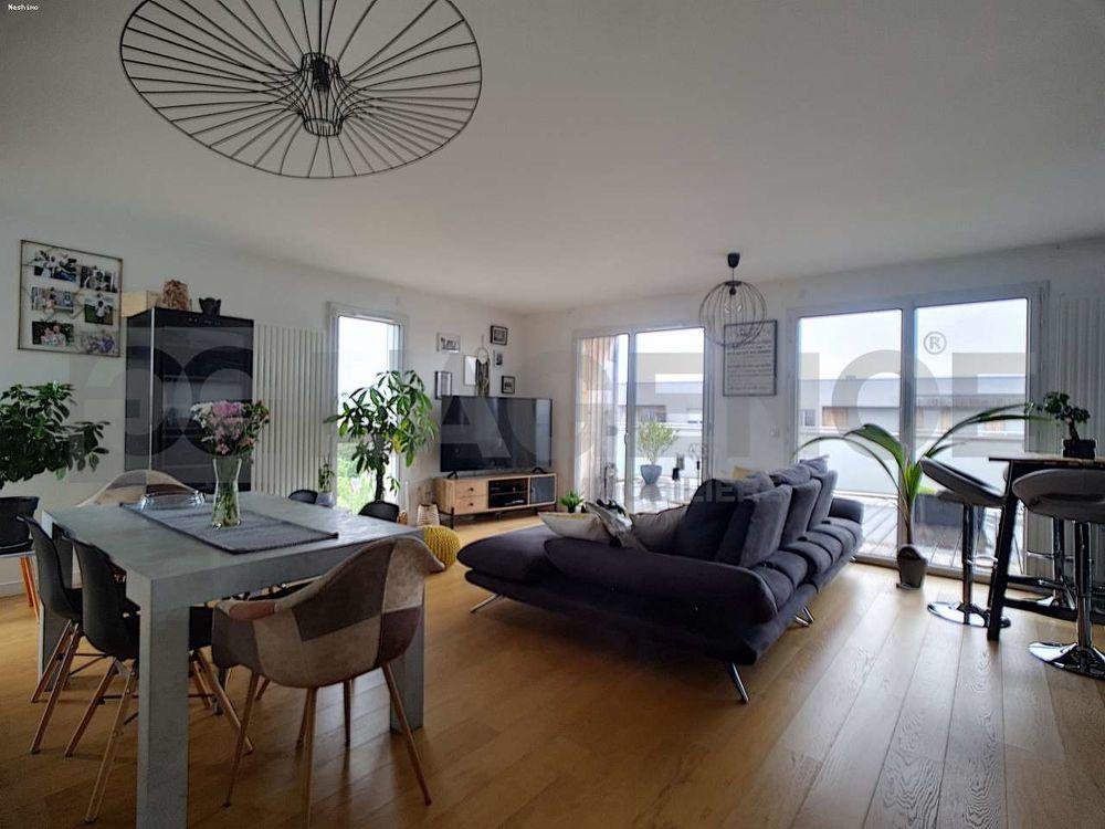Vente Appartement Appartement 4 pièces Saint-herblain