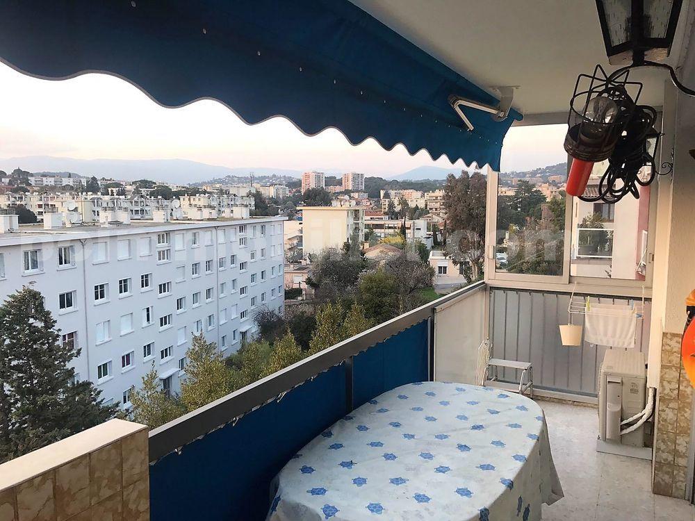 Vente Appartement 3 PIECES 72 M2 + TERRASSES  à Cannes