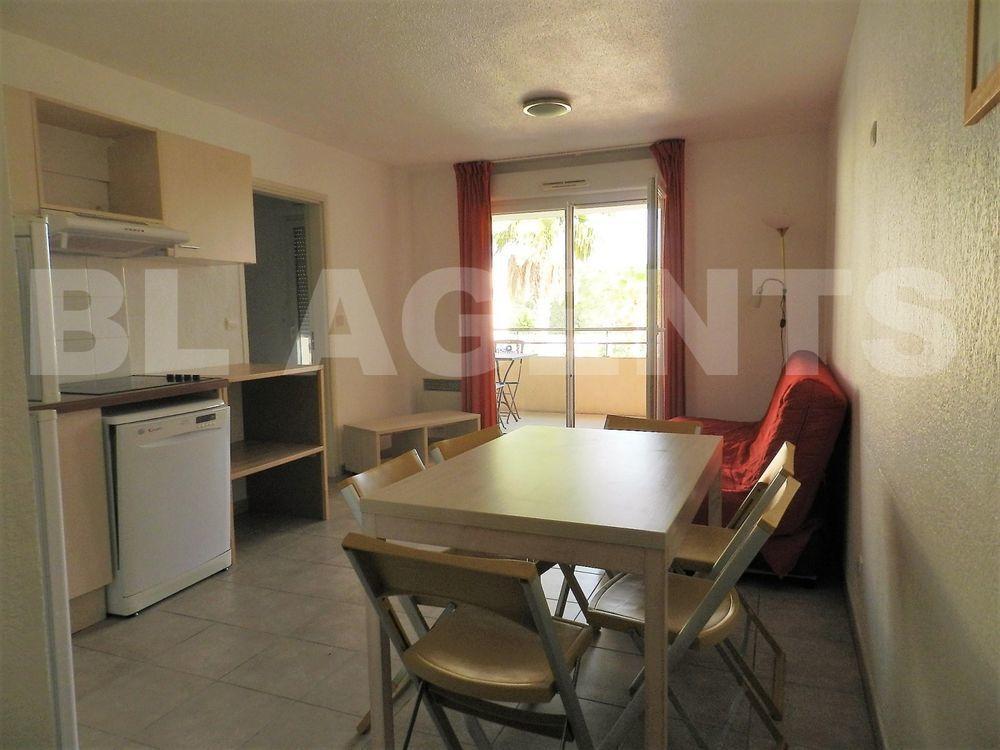 Vente Appartement ROQUEBRUNE SUR ARGENS  appartement T3 de 53m2 avec piscine, 2 places de parking  à Roquebrune-sur-argens