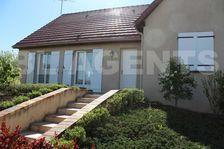 Beau pavillon plain-pied 135 m2 + sous-sol + terrain clos 800 m2 avec auvent et barbecue 180000 Tonnerre (89700)