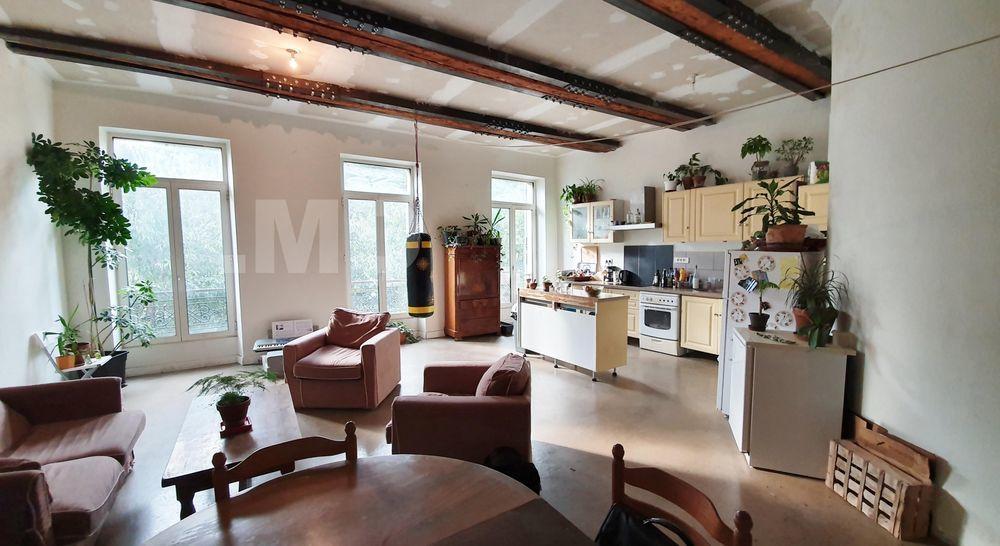 Vente Appartement Magnifique T5 de 132 m²  secteur REFORMES / LIBERATION 13001 MARSEILLE Marseille 1