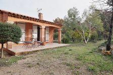 Villa Type 4  de 85 m2 en provence verte au calme sur terrain arboré 230000 Vinon-sur-Verdon (83560)