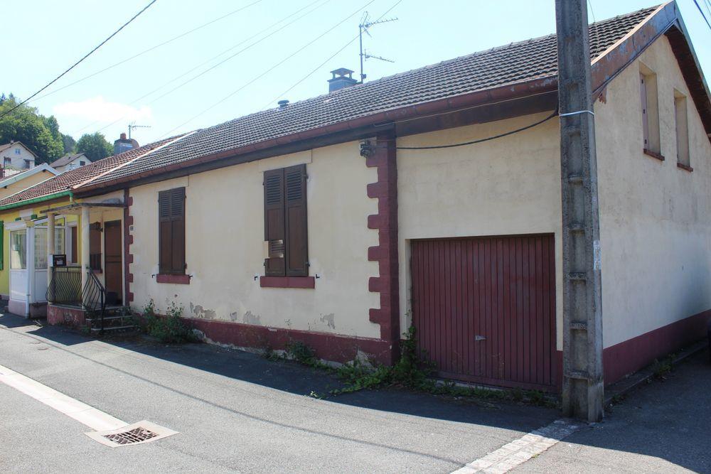 Vente Maison maison/villa 6 pièce(s) 90 m2  à Pont-de-roide