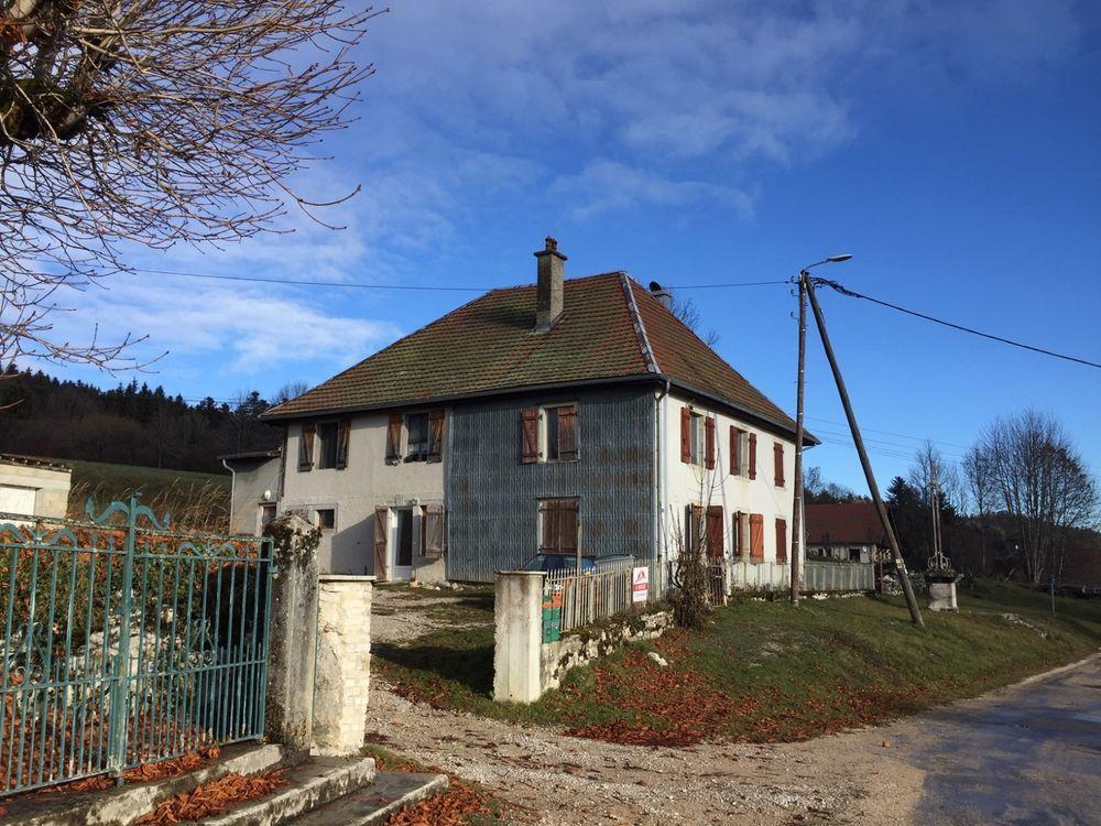 Vente Immeuble IMMEUBLE DE RAPPORT PROCHE MORTEAU  à Morteau