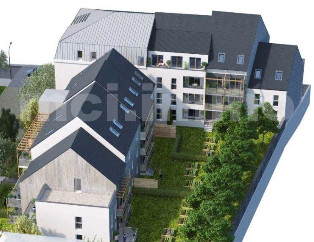 Vente Appartement APPARTEMENT 4 PIÈCES ANGERS  à Angers