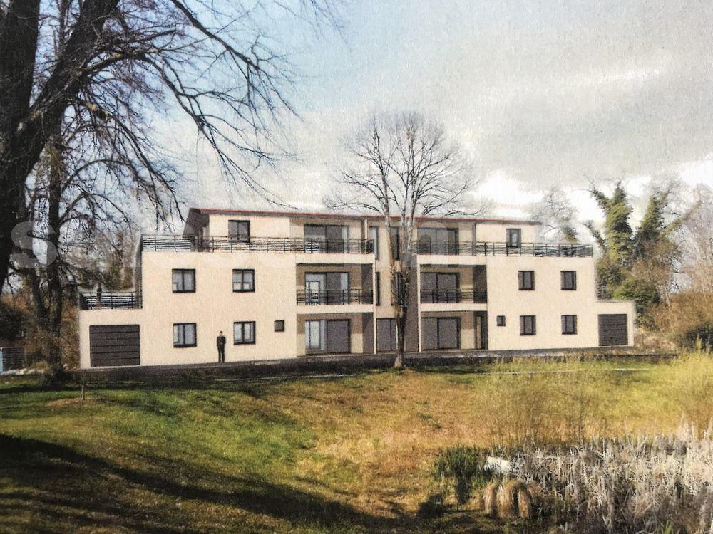 Vente Appartement Appartement RDC NEUF 120m2 avec terrain et garage  à Audincourt