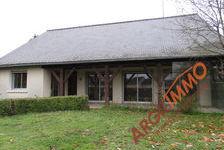 Centre VIBRAYE, Plain-pied 169300 Vibraye (72320)