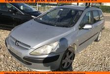 Peugeot 307 BREAK 2.0 DIESEL 2002 occasion Saint-Bonnet-de-Mure 69720