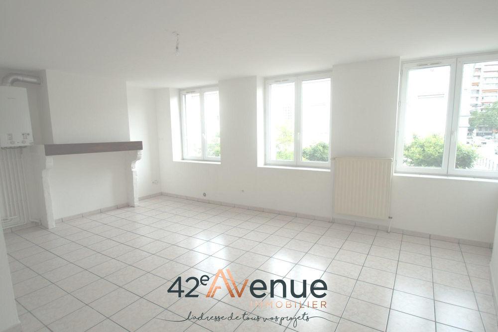 Location Appartement F4 PROCHE DU COURS FAURIEL St etienne