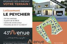 Vente Terrain Sainte-Sigolène (43600)