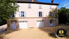 très belle propriété sur  Clonas Sur Vareze 358000 Clonas-sur-Varèze (38550)