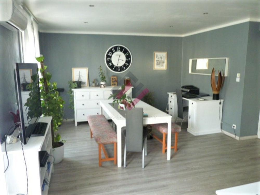 Vente Appartement Appartement Type 5 de 98 m2 avec cave  à Perpignan