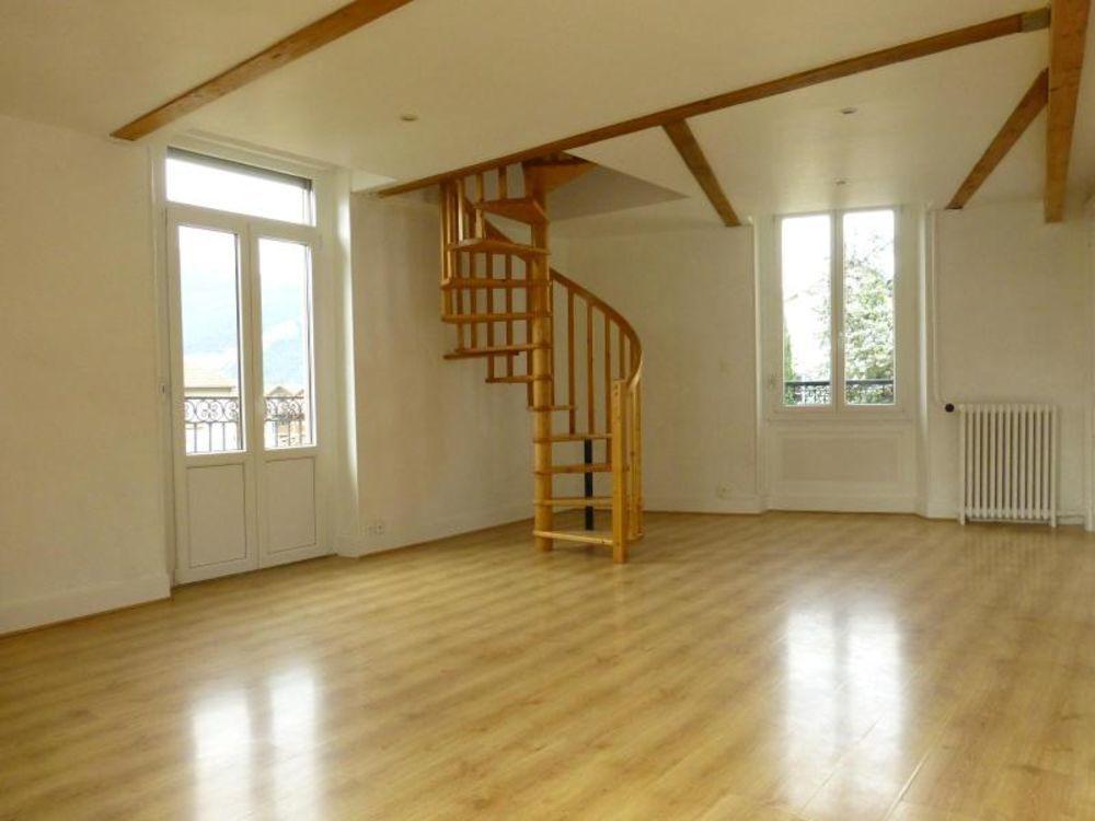 location Appartement - 4 pièce(s) - 87 m² Voreppe (38340)