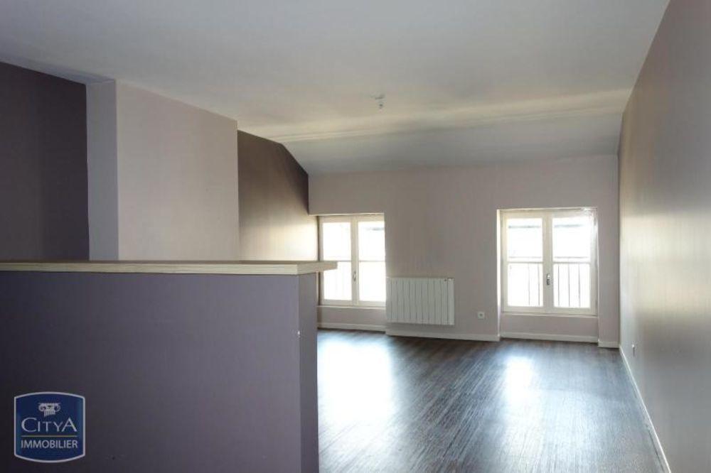 location Appartement - 3 pièce(s) - 68 m² Mâcon (71000)