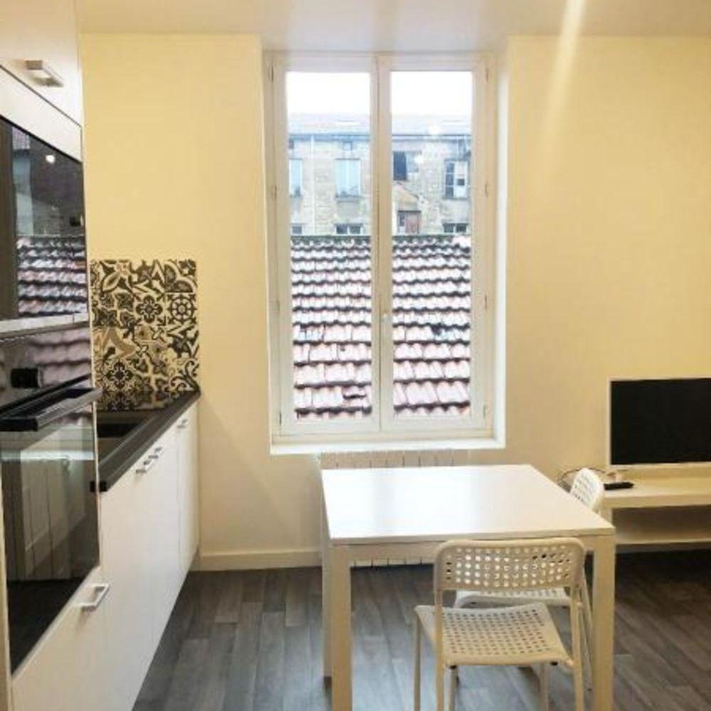 location Appartement - 2 pièce(s) - 30 m² Saint-Étienne (42000)