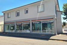 Un local commercial d'environ 150 m², avec vitrage su... 710