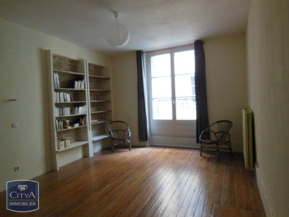location Appartement - 3 pièce(s) - 70 m² Mâcon (71000)