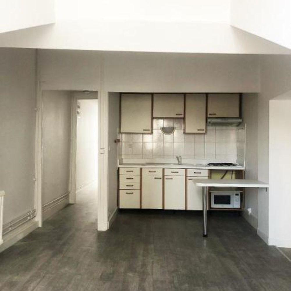 location Appartement - 3 pièce(s) - 58 m² Saint-Étienne (42000)