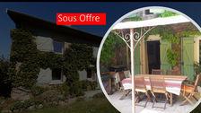 ancienne fermette modulable 335000 Saint-Laurent-de-Chamousset (69930)