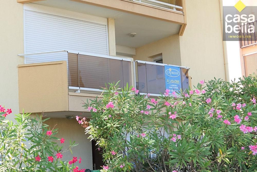 Vente Appartement SAINT-CYPRIEN Plage DEUX PIECES et ALCOVE plus garage proche plage et Port  à St cyprien plage