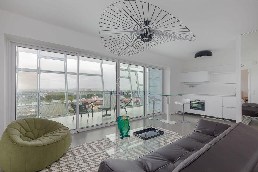 Location Appartement T2 - 50 m2 - NEUF - 69002 LYON Lyon 2