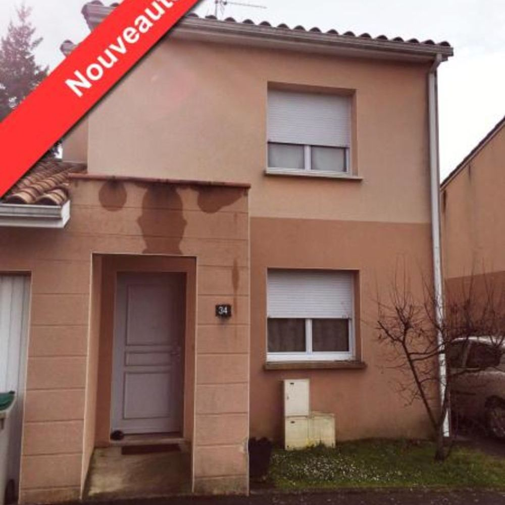 vente Villa - 4 pièce(s) - 82 m² Cazères (31220)