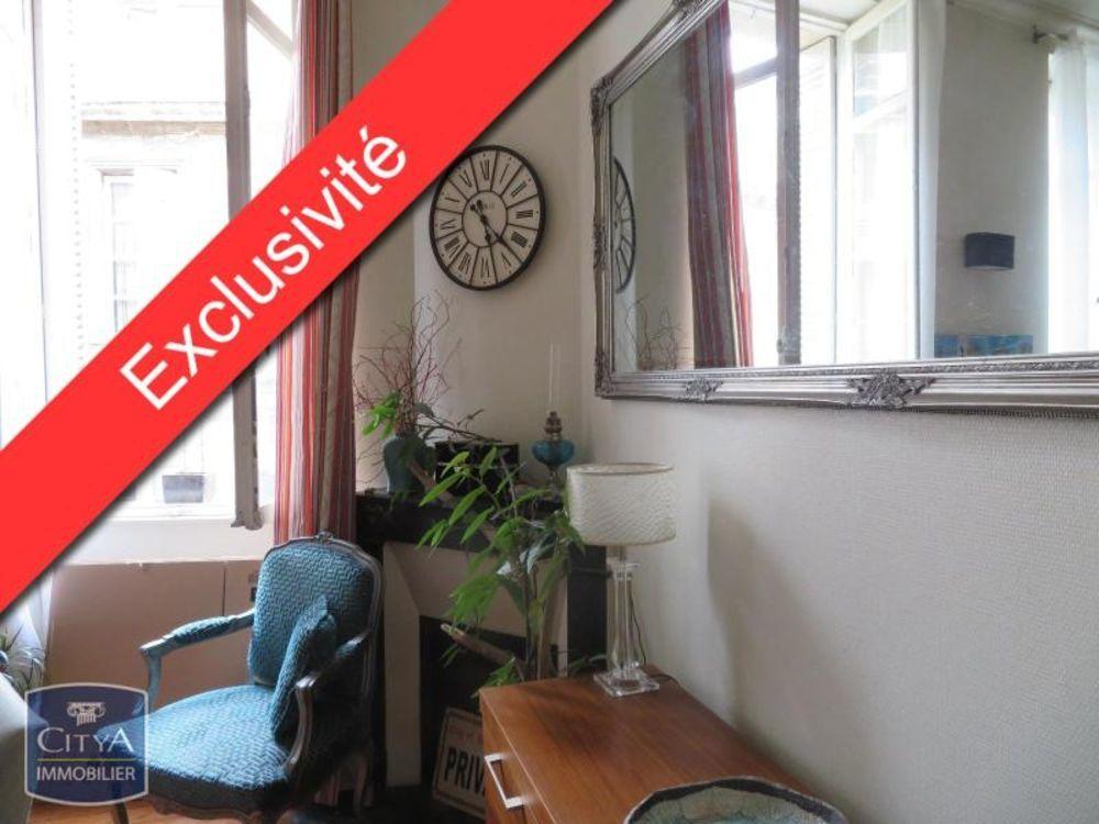 vente Appartement - 3 pièce(s) - 60 m² Bordeaux (33000)