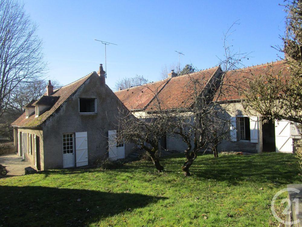 vente Maison - 5 pièce(s) - 145 m² Livry (58240)