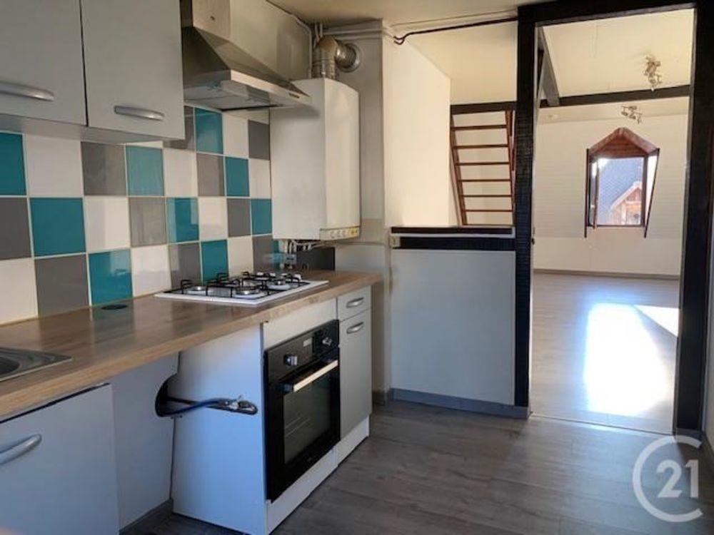 location Appartement - 2 pièce(s) - 61 m² Montbéliard (25200)