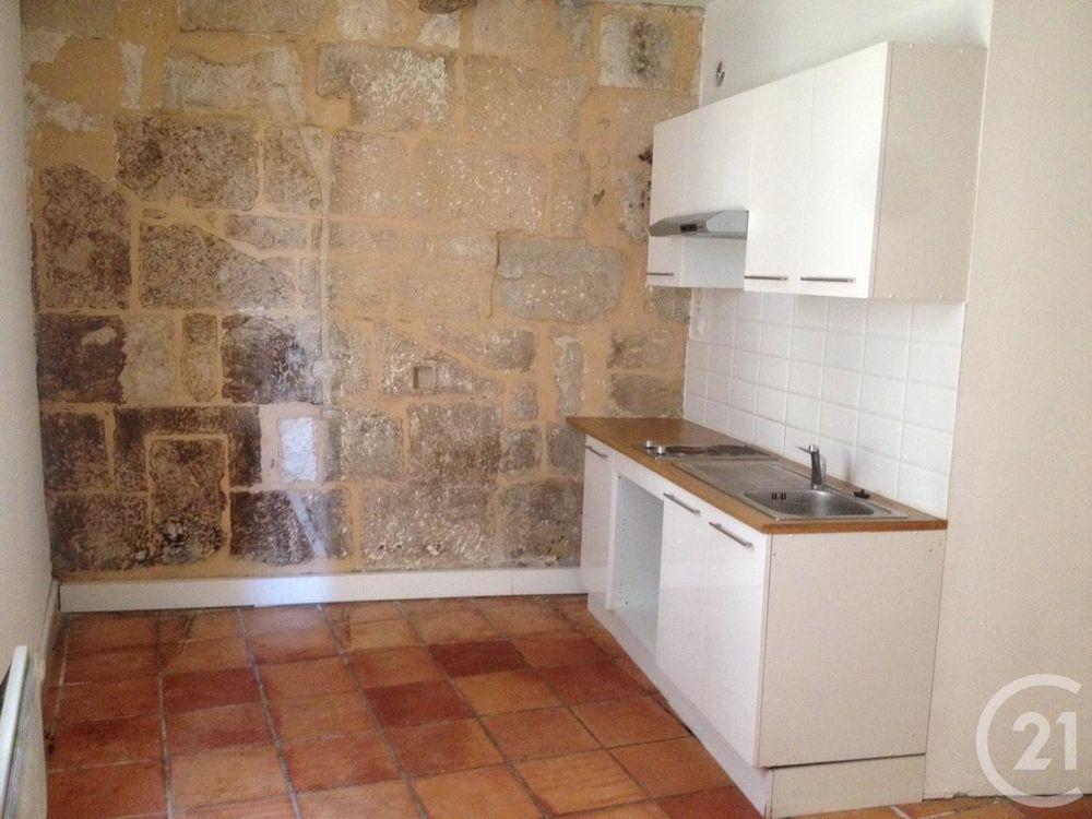 location Appartement - 2 pièce(s) - 35 m² Sommières (30250)