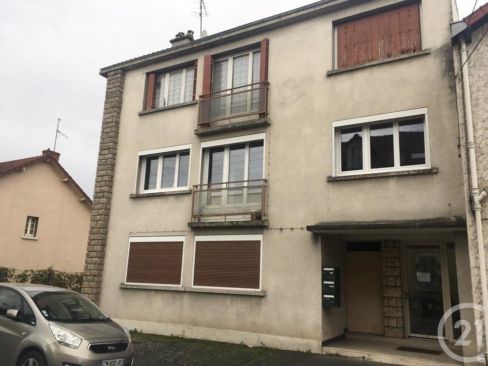 vente Appartement - 3 pièce(s) - 70 m² Montluçon (03100)