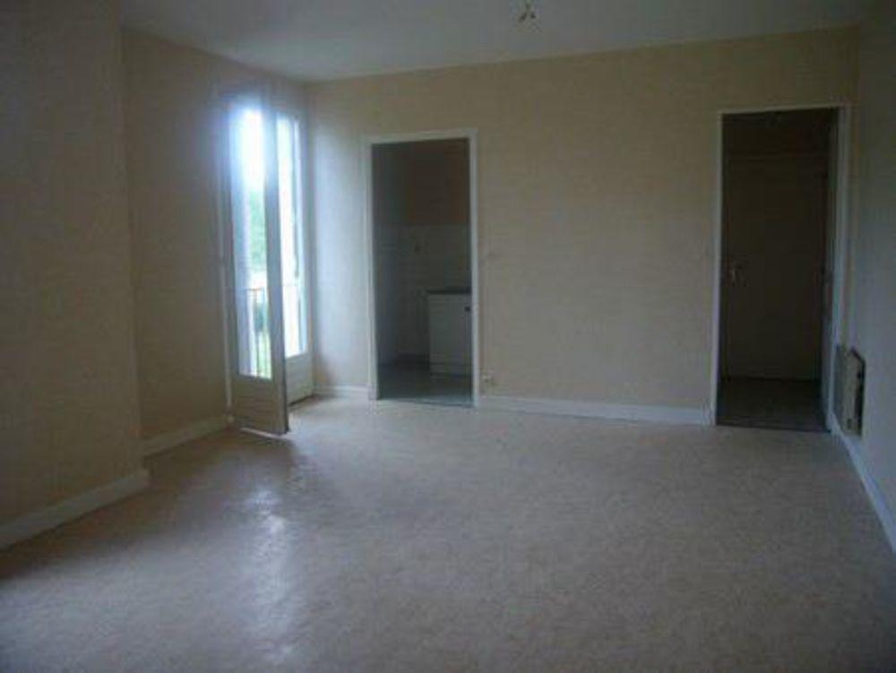 location Appartement - 2 pièce(s) - 45 m² Varennes-sur-Allier (03150)