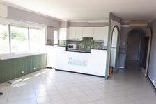 T3 de 56 m2 climatisé avec terrasse location à l'année 719 Le Grau-du-Roi (30240)